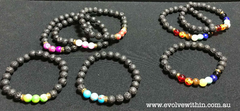 Lave Bracelet for Essential Oils