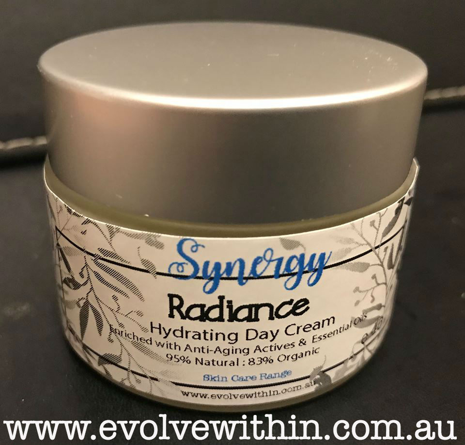 Evolve Within by Anne Radiance Day Face Cream