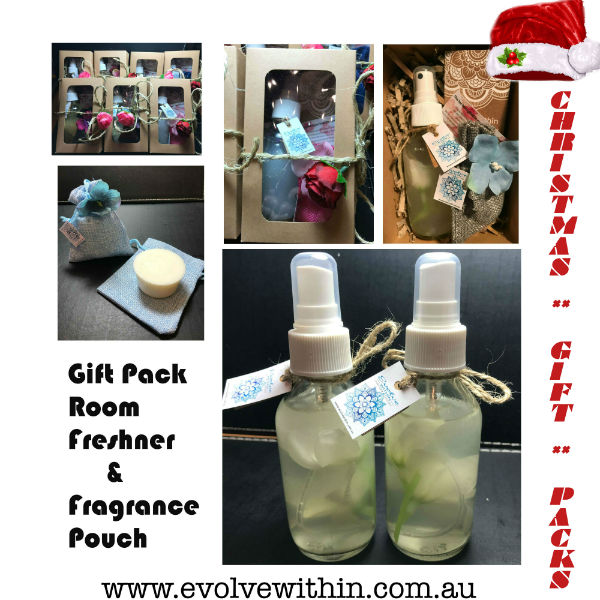 Evolve Within Christmas Gift Packs